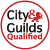 city guilds qualified logo